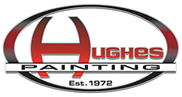 Hughes Painting Virginia Beach VA Logo
